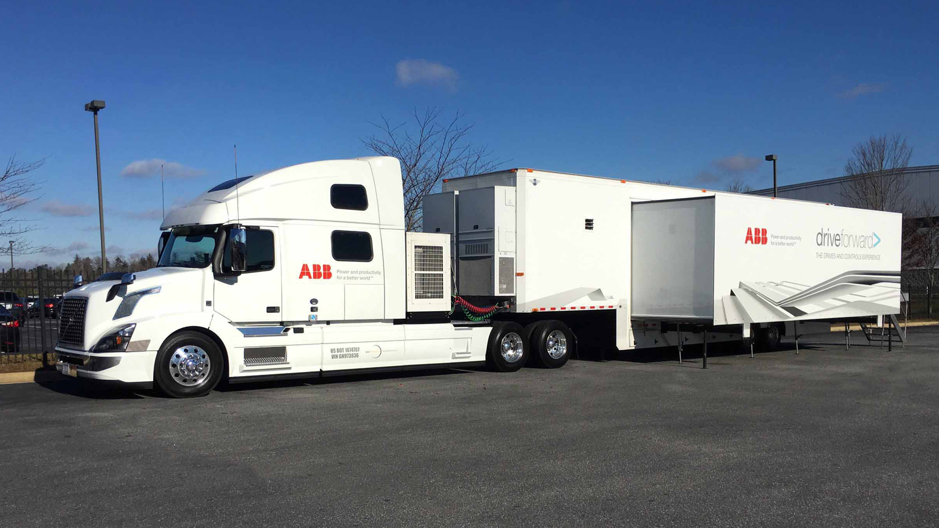 ABB MOBILE ROADSHOW