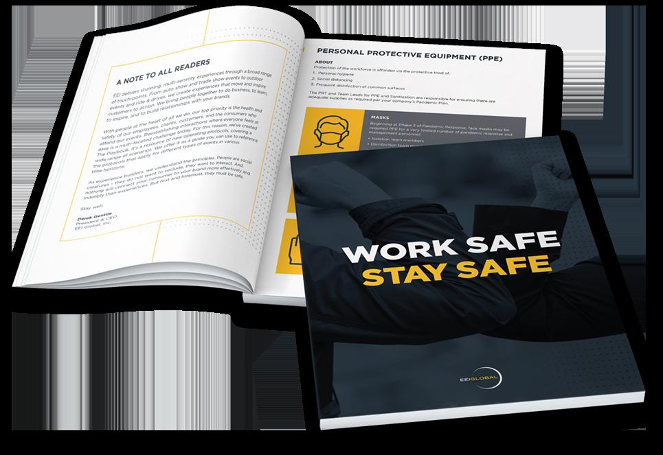 Safe Events Playbook
